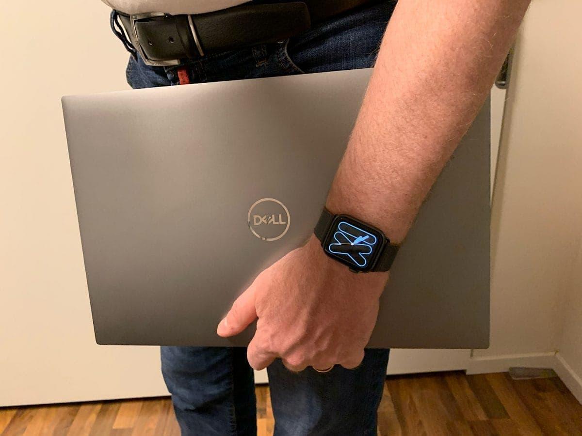 """Dell Precision 5750 - 17"""" und handlich für unterwegs"""