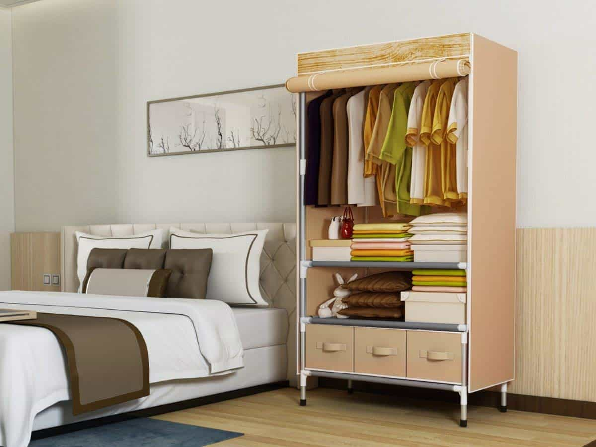 best wardrobes for small bedrooms