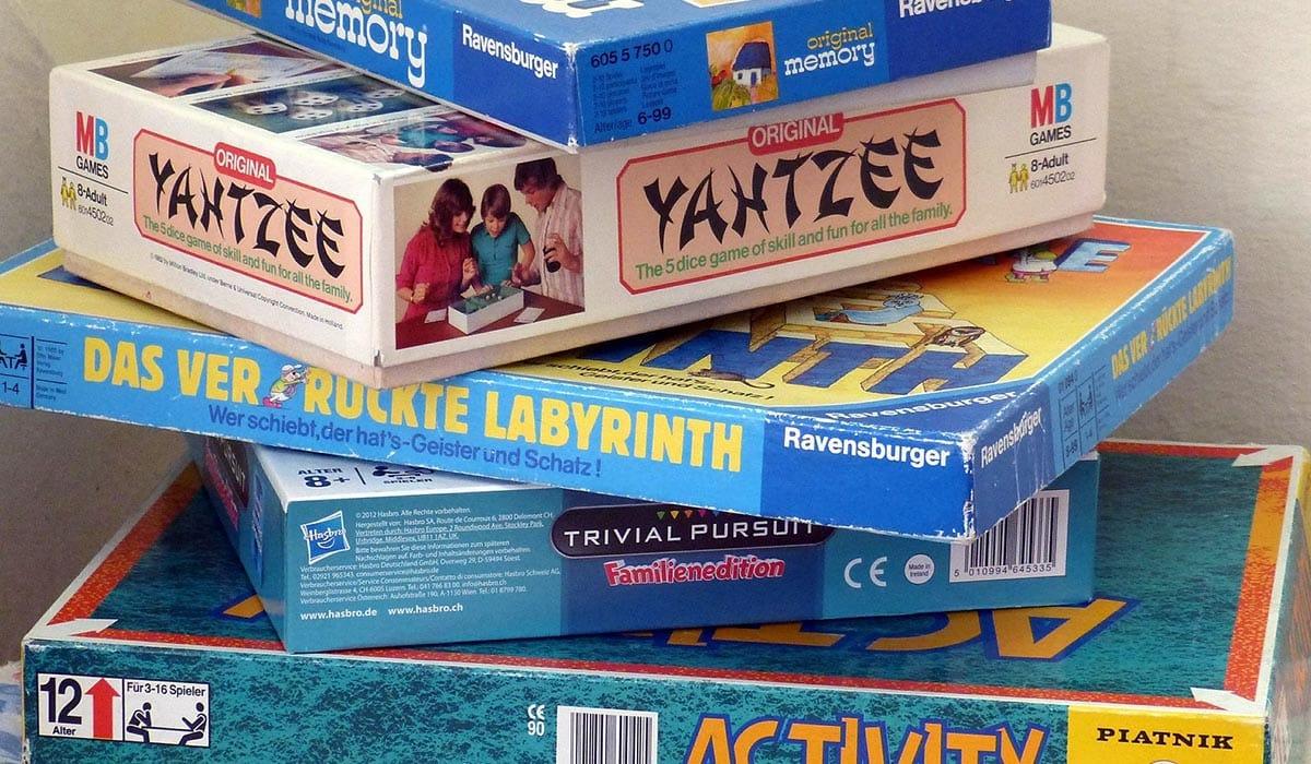 Brettspiele pflegen – so lagern Sie Brettspiele richtig