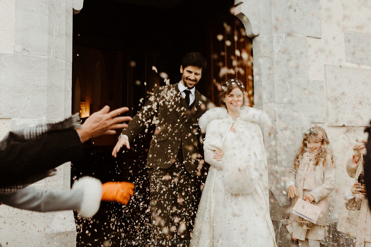 mariage hiver annecy