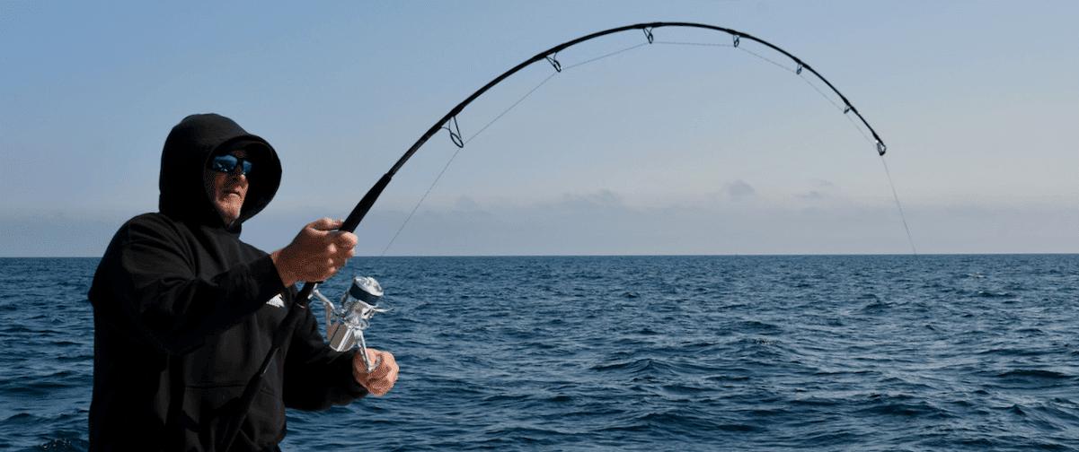 Cape Cod Bluefin Tuna Spinning Gear