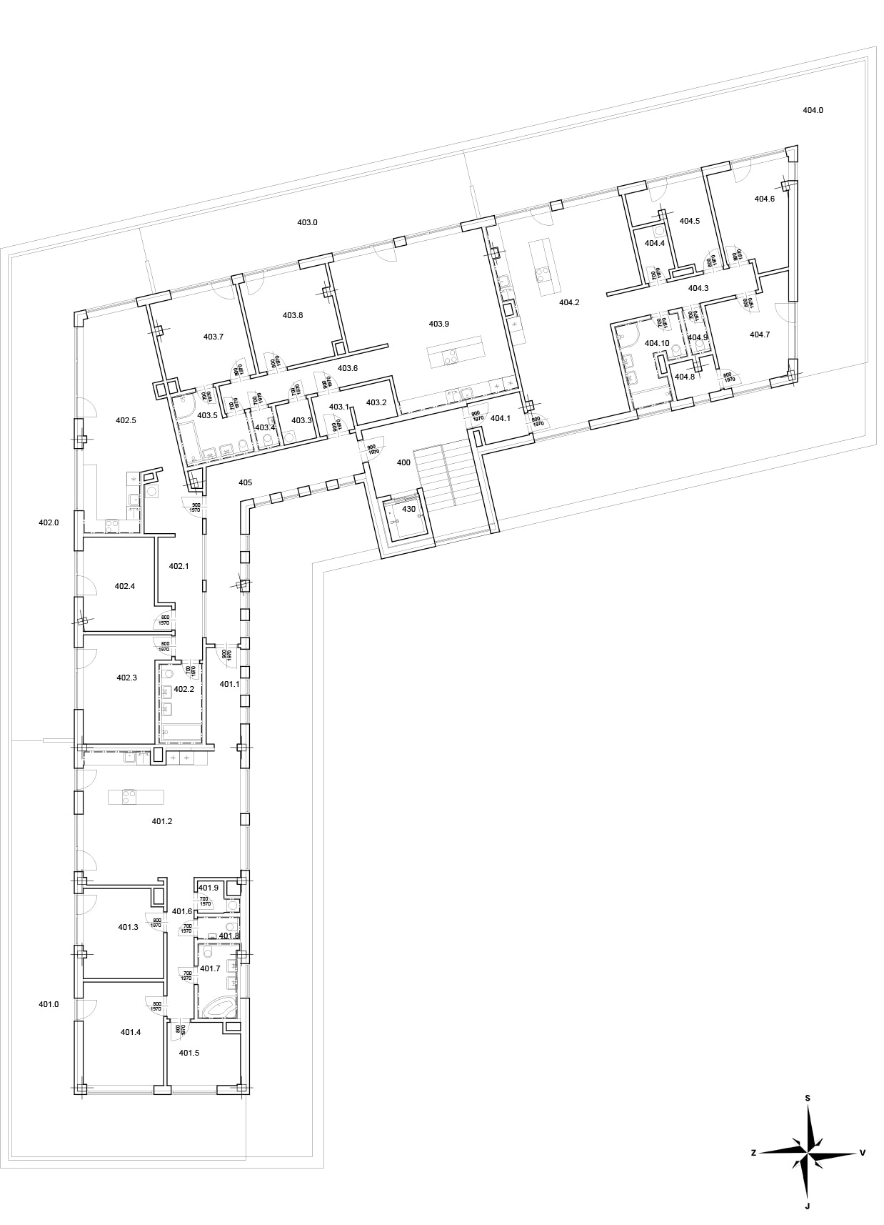 4. Nadzemní patro