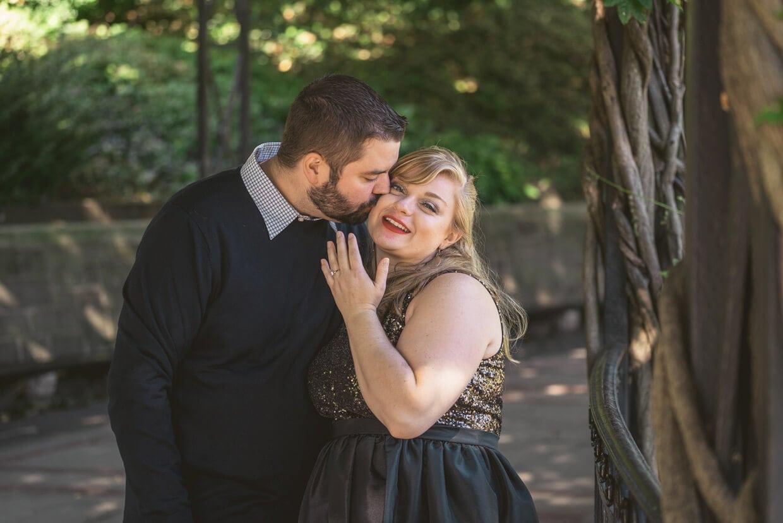 Photo 7 Conservatory Garden Marriage proposal.   VladLeto