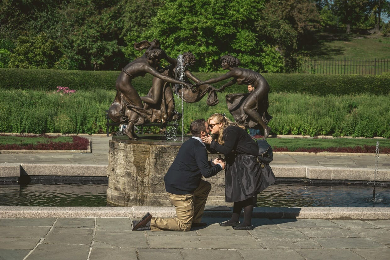 Photo 5 Conservatory Garden Marriage proposal.   VladLeto