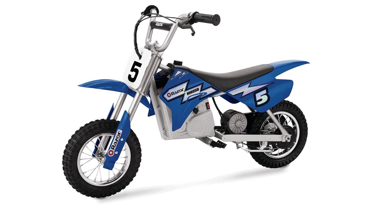 Razor MX350 Dirt Bike Electric
