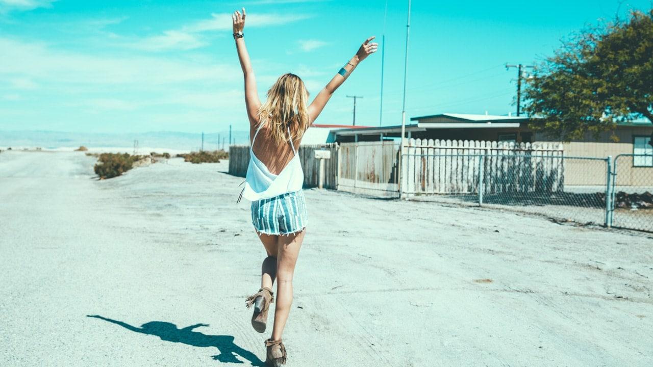 Hippie Chic Lookbook - Salton Sea