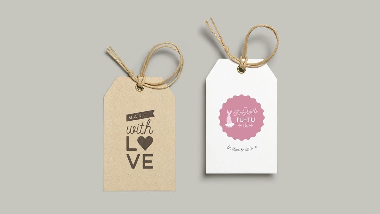 Gift Tag Design
