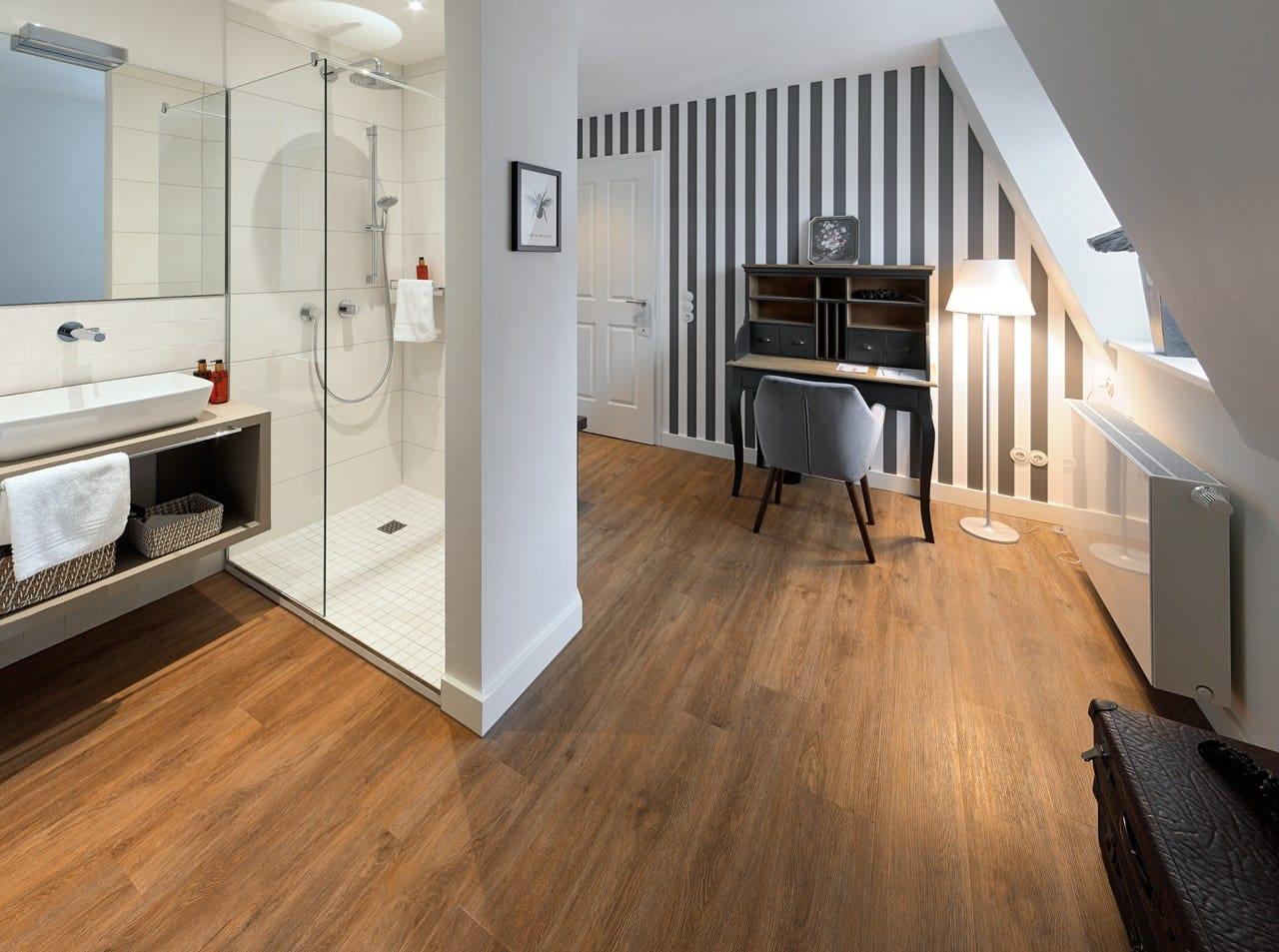 Hotelzimmer als Vorbild für perfekte Gestaltung auf kleinem Raum.