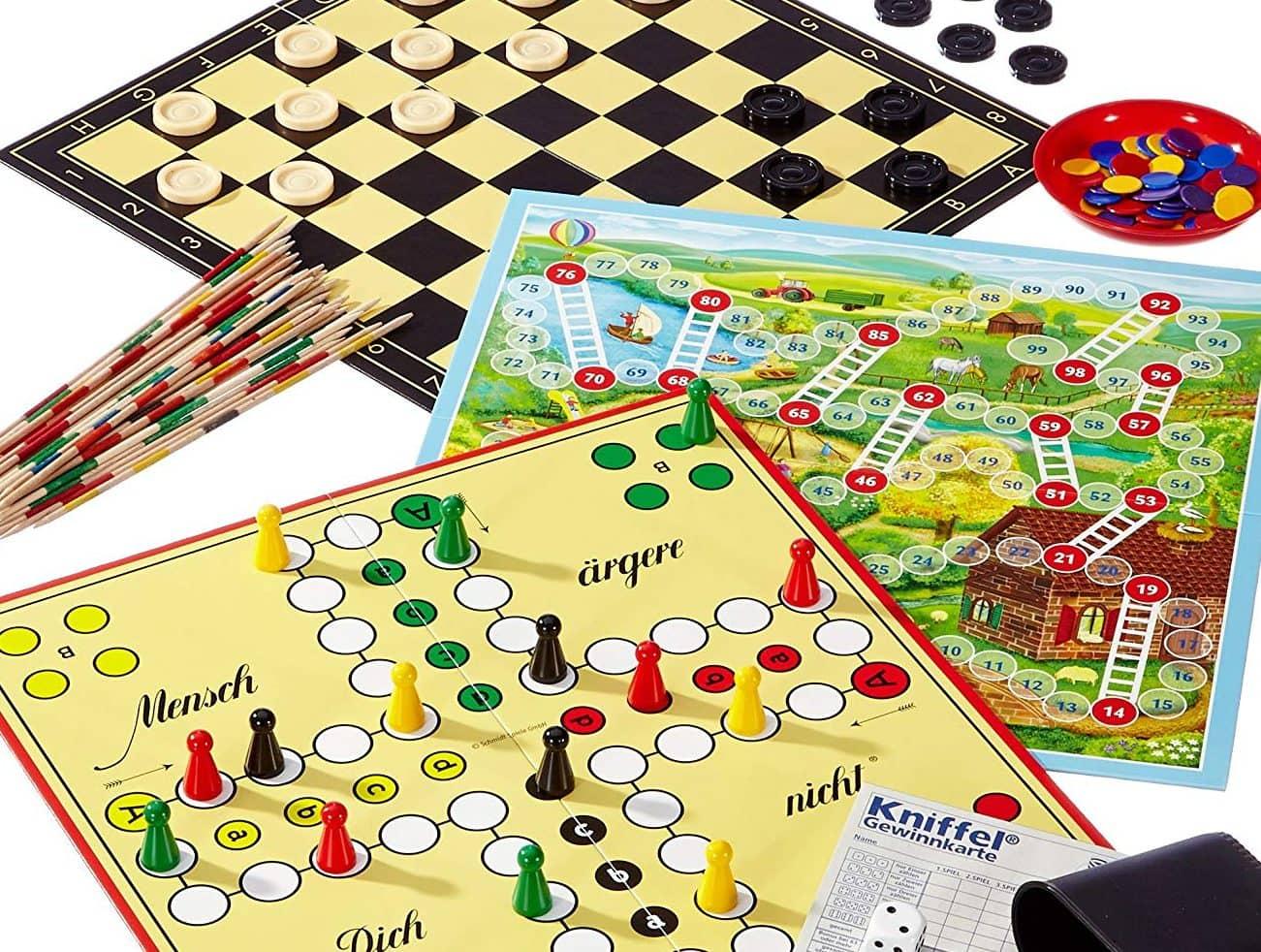 Spielesammlung Brettspiele