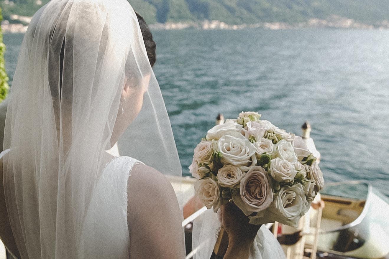 Elopement on Lake Como