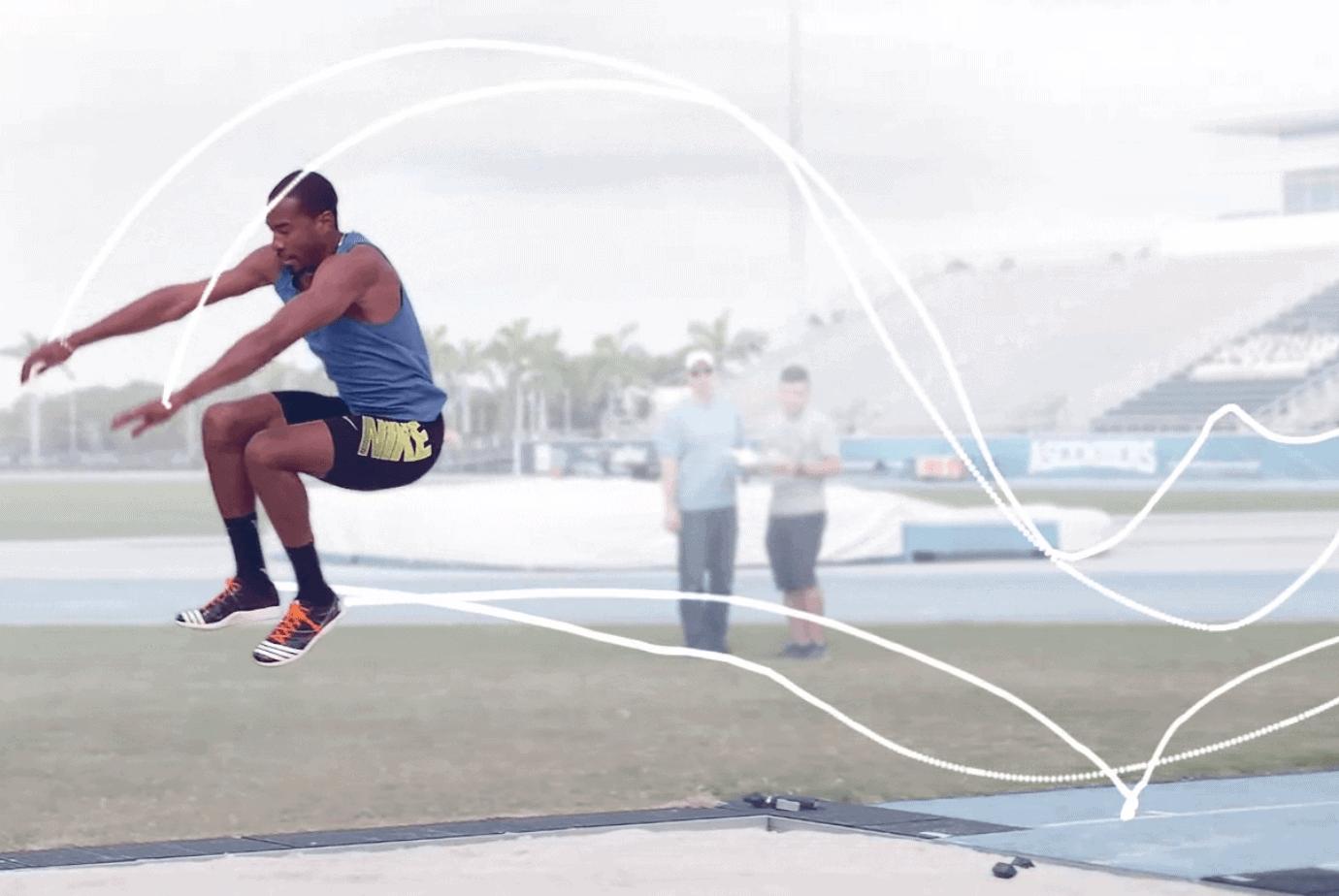 NYT interactive christian taylor athlete