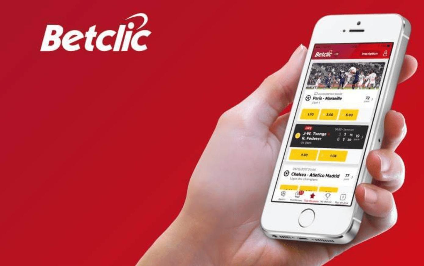 App Betclic Poker
