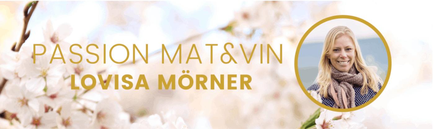 Passion för Mat&Vin på Vinsider.se