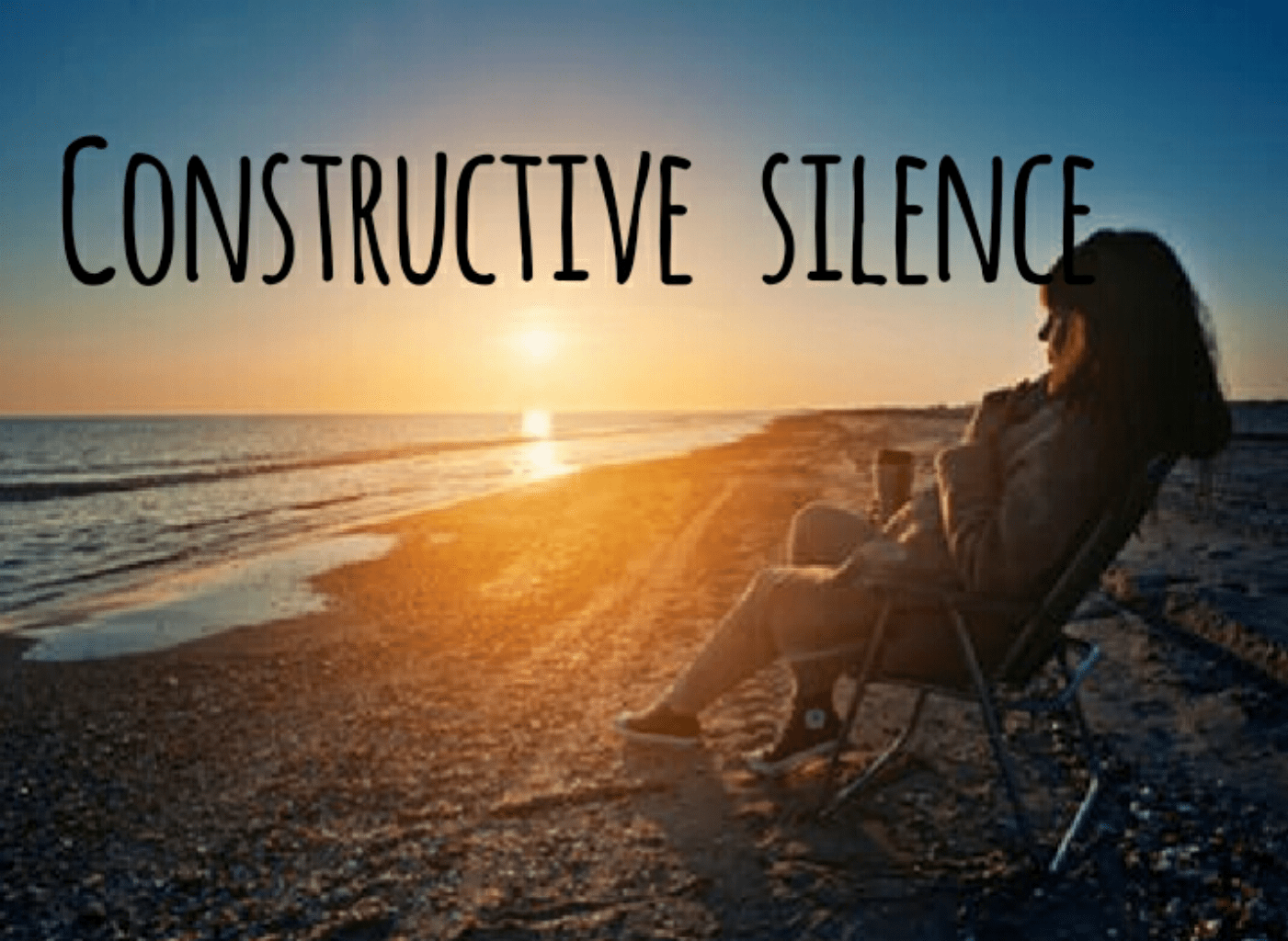 You are currently viewing How To Use Constructive Silence To Get Along With Others