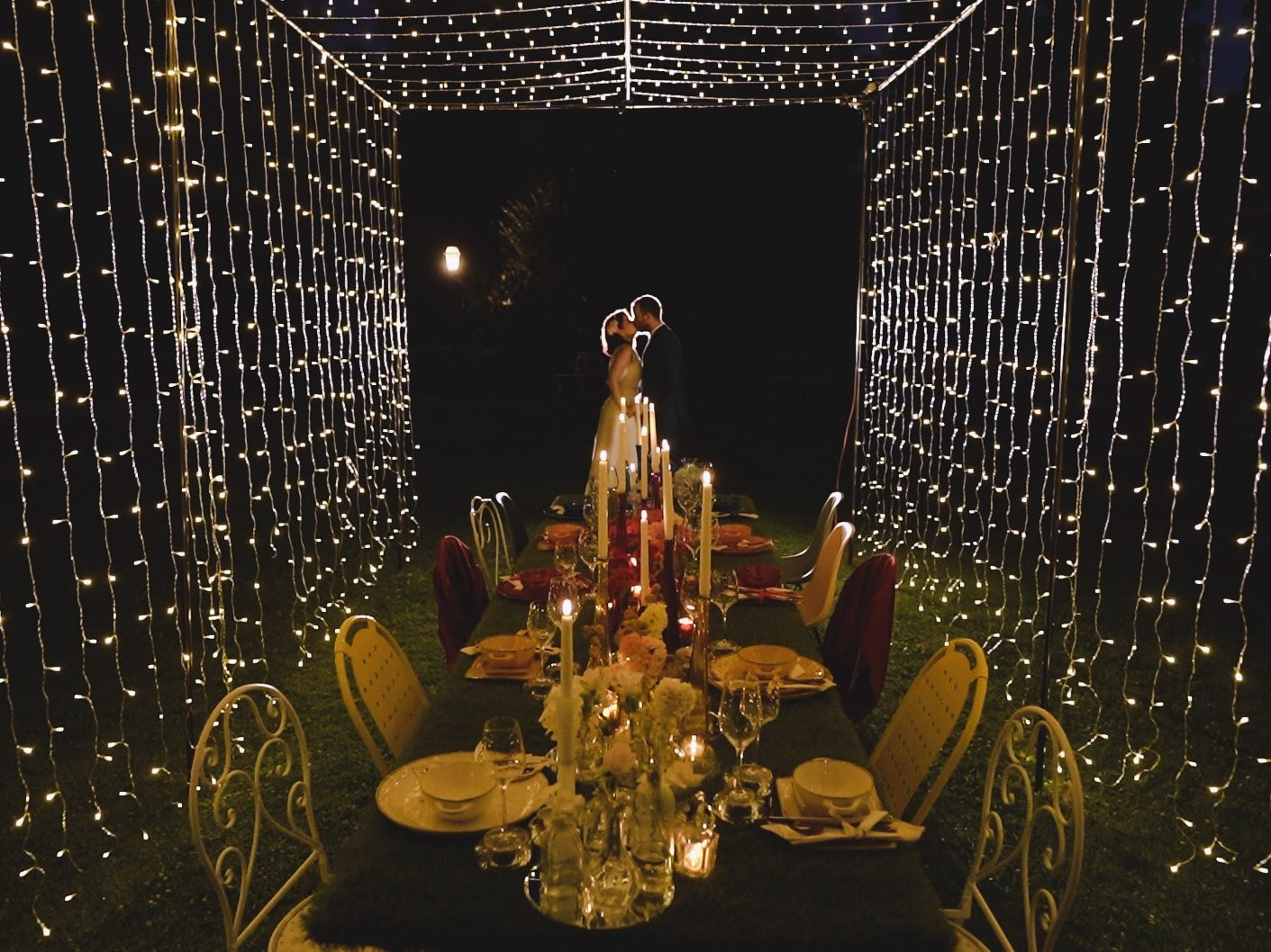 wedding in villa sassi