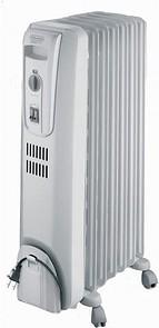 DeLonghi TRH0715 Oil-Filled Radiator Space Heater