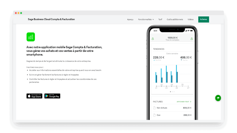 Sage App