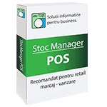 Stoc Manager POS