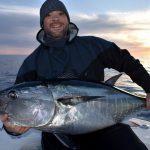 Epic Giant Bluefin Tuna Catch