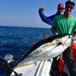Fisherman with Bluefin Tuna