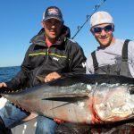 Fishers Holding Medium Cape Cod Tuna