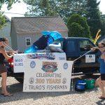 Truro 300 Parade - Float Celebrating 300 Years