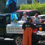 Truro 300 Parade - Float Preparation