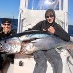 cape Cod School Bluefin Tuna Fishing