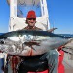 Massachusetts Deep Sea Fishing Bluefin Tuna
