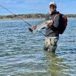 Cape Cod Shore Fishing Striped Bass