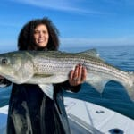 Striped Bass Fishing Charters Cape Cod Reel Deal