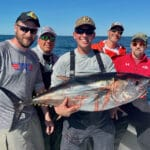 Cape Cod Fishing Charters for Bluefin Tuna with Reel Deal