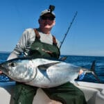 Cape Cod Fishing Charters with Reel Deal for Bluefin Tuna