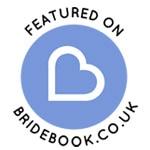 Featured on bridebook.com