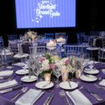 Floral Design For The April 2018 WellStar Starlight Gala