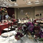Floral Design For The October 2018 Chick-fil-A Corporate Gala