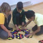 KS2 puzzle challenge activity days