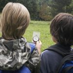 map reading days for primary schools