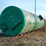 вертикальная канализационная насосная станция