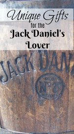 Unique Gifts for the Jack Daniel's Lover