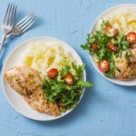 low FODMAP meal for IBS