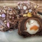 Easter Chocolate Egg Recipe - Easy chocolate egg recipe that is perfect for Easter! These Easter Chocolate Eggs really are gorgeous   AmateurChef.co.uk