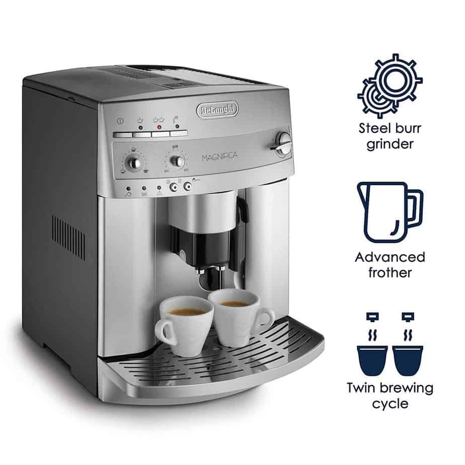 best coffee makers with built-in grinders