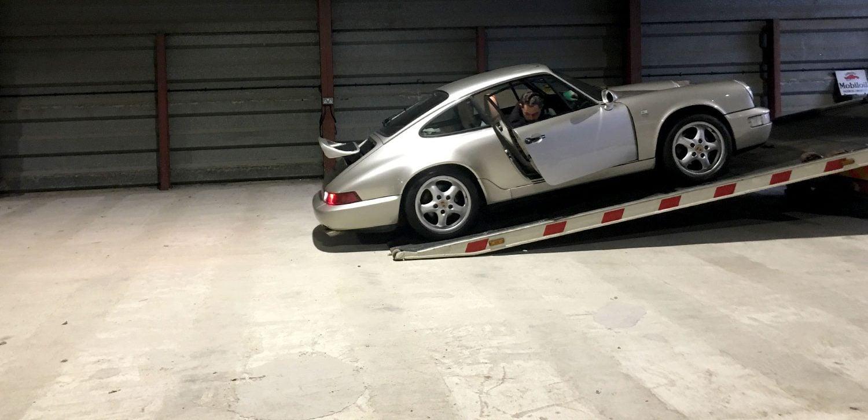 Vehicle Transport for Classic Cars - Auto Classica Storage Ltd