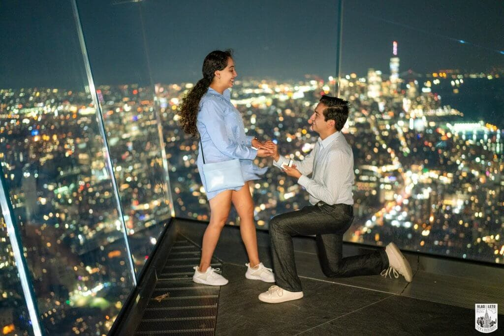 Might time proposal at the Edge