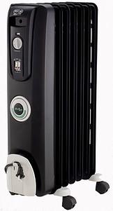 De'Longhi EW7707CB Oil-Filled Radiator Space Heater