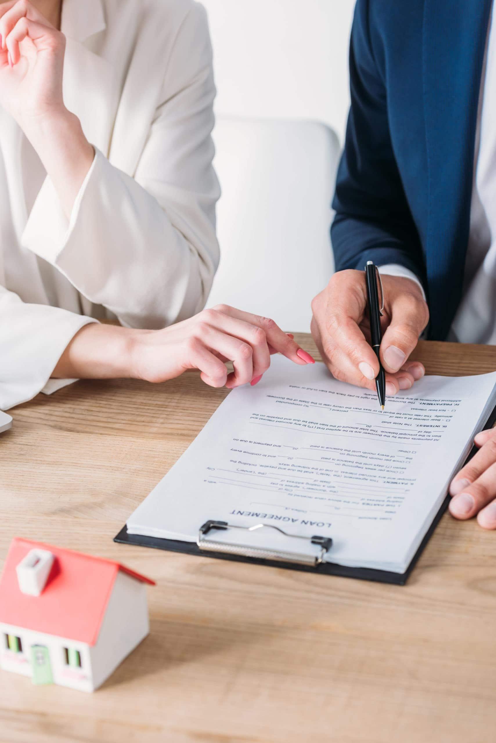 Residential Real Estate Law Greensboro North Carolina