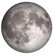 Analyser les phases de la lune sur un écran interactif