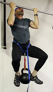Weighted Chin-ups