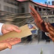 Business rejects corruption